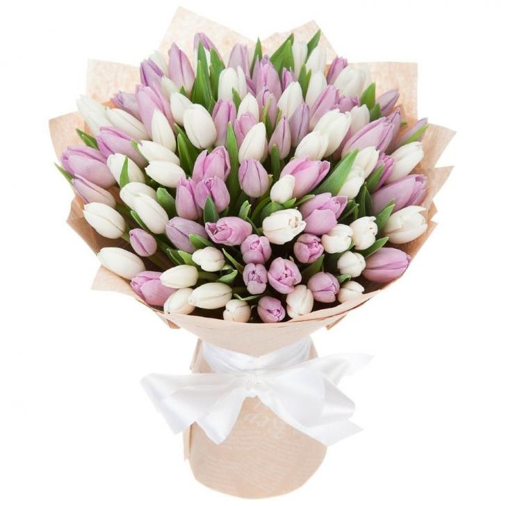 Тюльпаны микс 4
